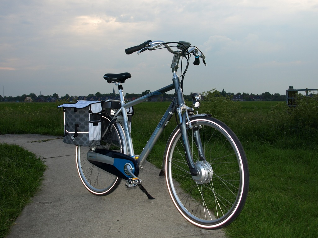 Union Switch e-bike