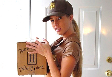 UPS Delivery Girl (c) Song by R. Brinkman & J. Zheutlin